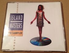 Island 18 Track UK Promo Cd Rare 1989 Grace Jones Frankie Goes To Hollywood B52s