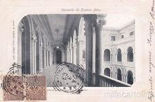 * ARGENTINA - Buenos Aires - Interior del Casa de Gobierno, F.Weiss 1903