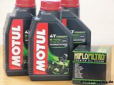 Motul Öl / Ölfilter Gilera GP 800 / Centenario Bj 08 - 13