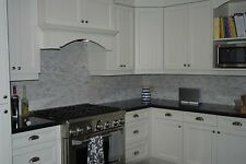 "Black Granite Look Counter Top Peel and Stick. NOT Contact Paper 36"" x 5ft"