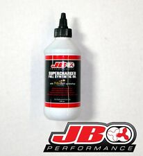 JB Performance Supercharger Oil 8oz- Kenne Bell, Whipple, Lysholm, Magnuson, TRD