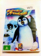 Nintendo Wii - Defendin De Penguin - Brand New