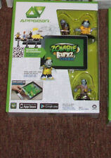 NIB AppGear  Zombies Burbz DINER Mobile Application Game 4 iPad Or Droid Tablet