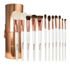 LIMITED EDITION MORPHE 12PC SET 707 ROSE GOLD COPPER DREAMS MAKEUP BRUSH SET