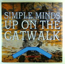 "12"" Maxi - Simple Minds - Up On The Catwalk (Extended Mix) - M762"