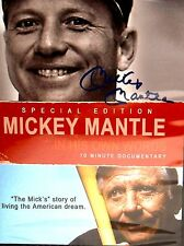 Mickey Mantle: In His Own Words NEW! DVD, FREE SHIP! Baseball,Yogi Berra,Yankees