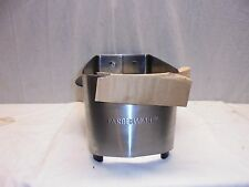 Farberware 2.5 Liter Deep Fryer Replacement Stainless Outer Housing 103737 A085