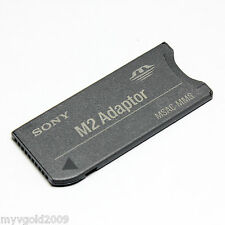 Sony M2 Card to Memory Stick MS Pro long Adapters,MSAC-MMS