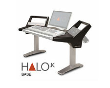 Argosy Halo-K Workstation Desk | Halo-K-B-S | Pro Audio LA