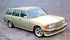 1987 Mercedes Benz AMG 280TE W123 Wagon Factory Photo c2771-TL7S4L
