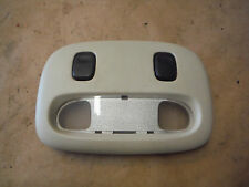99-02 LINCOLN TOWN CAR OVER HEAD DOME LIGHT USED TAN OEM WITH OUT SUN ROOF