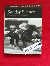 SUNDAY SILENCE BOOK 40 + PHOTOS  215 PAGES MINT BRAND NEW CONDITION EASY GOER