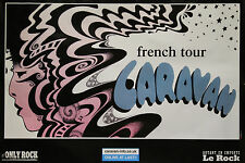 """CARAVAN ( French Tour 2003)"" Affiche originale 2003"