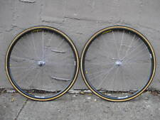 Campagnolo C-Record pista / track wheel set in excellent used condition