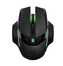 Razer ouro ­ bo ­ ros láser gaming mouse, MMO mouse, 8.200 PPP, negro