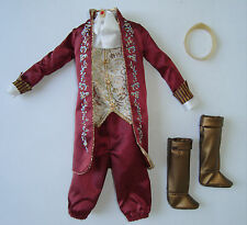 Barbie/KEN Doll Clothes/Fashion Prince/King Garment Set VERY NICE! NEW!