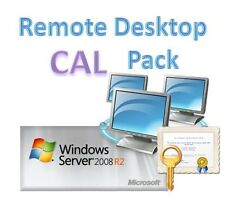 Microsoft Remote Desktop Services - 20 Device CALs for Windows Server 2008 R2