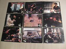 DER PATE Aushangfotos Lobbycards The Godfather AL PACINO Marlon Brando COPPOLA