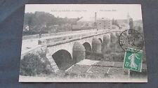 CPA 70 Haute-Saône. Port-sur-Saône. Le Grand Pont. 1915