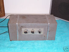 Vintage Audio Development  Co.  ADC amplifier  Western Electric patents, hearing