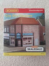 HORNBY SKALEDALE OO Gauge R9716 CITY DRY CLEANERS