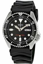 Seiko Men's SKX007K Diver's Automatic Watch SKX007K Rubber Band wOriginal Box