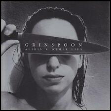 GRINSPOON - ALIBIS & OTHER LIES CD ~ AUSTRALIAN ROCK ~ PHIL JAMIESON *NEW*