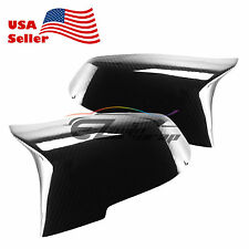 2014-2016 F20 F32 F33 Real 3K Direct Add on M4 Style Carbon Fiber Mirror Covers