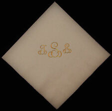 175 personalized monogram beverage napkins wedding napkins baby shower napkins