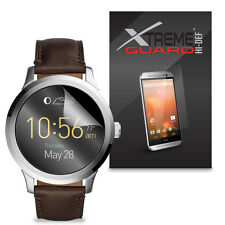 6-Pack HD XtremeGuard HI-DEF Screen Protector For Fossil Q Founder Smartwatch