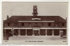 LEICESTERSHIRE, LEICESTER, THE CITY FIRE STATION, RP
