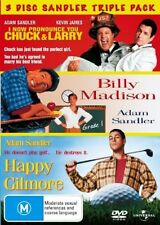 Billy Madison/Happy GilmoreI/Now Pronounce You Chuck And Larry *R4*Like New*