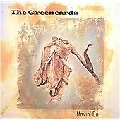 The Greencards - Movin' On (2005)  CD  NEW/SEALED  SPEEDYPOST