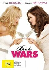 Bride Wars - Anne Hathaway & Kate Hudson DVD NEW