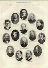 1897 British South Africa Committee Dr Nansen