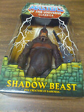 MOTU Classics Shadow Beast Figure NEW Ship Worldwide