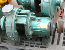 """Durco ANSI Mk II 316 stainless steel chemical process pump 2XI-107100 2"""" x 1"""""""