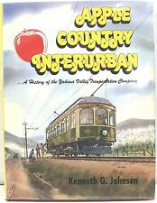 Apple Country Interurban: A History of the Yakima Valley Transportation Co 1979