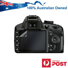 LCD Screen Protector Guard for Nikon DSLR D3200 D3300 D3100 Digital Camera AUS