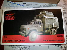 1/72 ZIL-130 Airfield Control Truck resin kit w photoet parts Armada Hobby 72076