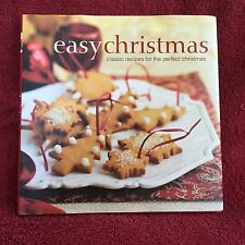 Easy Christmas Classic Recipes for the Perfect Christmas HC DJ 1st/1st Free Ship