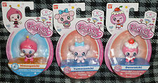 TAMAGOTCHI FRIENDS - SET OF 3 FIGURINES