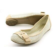 Anne Klein Barter Women US 10 Ivory Flats Pre Owned  1280