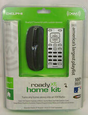 Delphi XM Satellite Radio ROADY XT HOME KIT with Remote #SA10176 NEW in PACKAGE