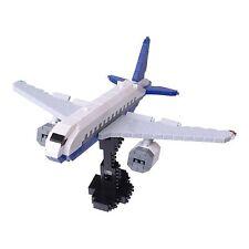 NANOBLOCK AIRLINER MODELLO MINI MATTONCINI PUZZLE 500 PEZZI NBM-013