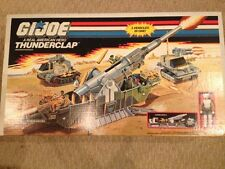 GI Joe Thunderclap NIB MISB Complete Vintage Original G.I. Joe 6231 Collectible