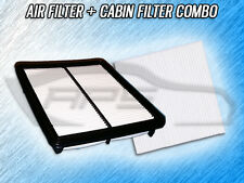 AIR FILTER CABIN FILTER COMBO FOR 2008 2009 2010 2011 HONDA ACCORD 3.5L ONLY