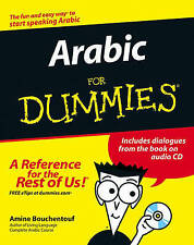 Arabic For Dummies by Amine Bouchentouf (Paperback, 2006)