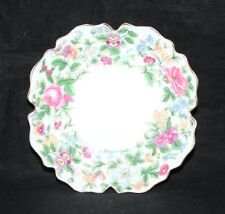 "Crown Staffordshire - Thousand Flowers - 5 1/2"" Trinket/Pin Dish - VGC"