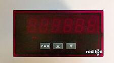 Red Lion PAXLR000 Digital Rate Meter